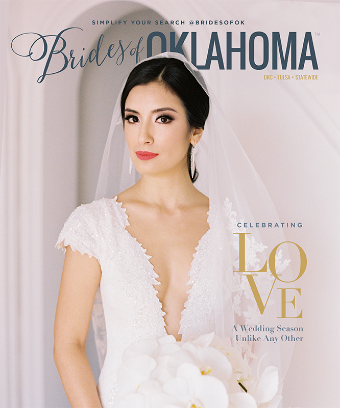 Brides of Oklahoma Fall/Winter 2020 Cover